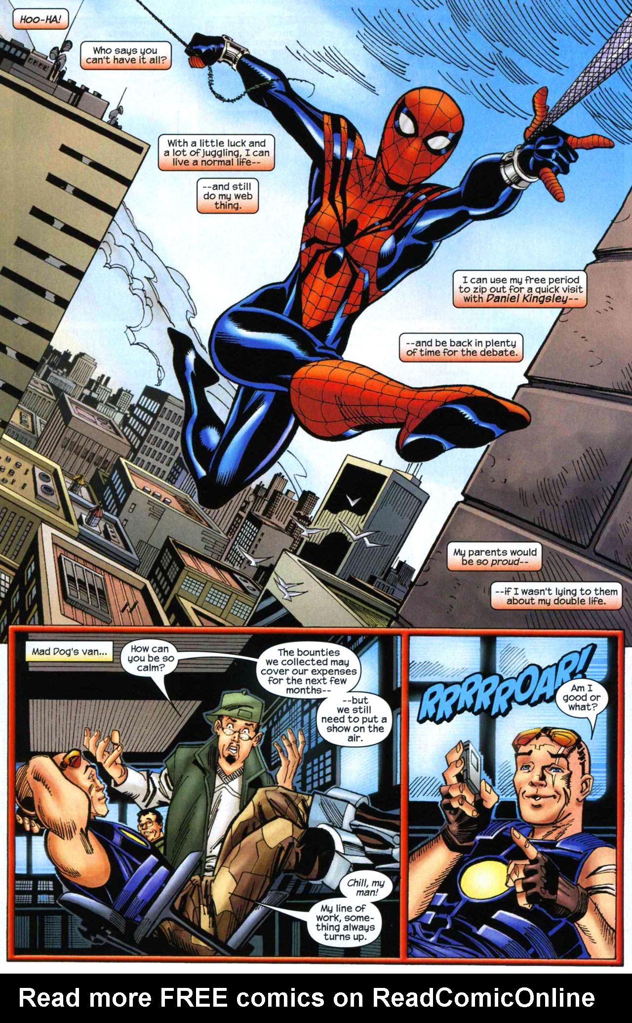 Amazing Spider-Girl #5 #26 - English 12