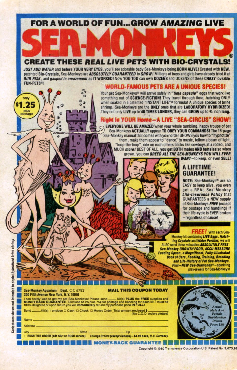 Read online Scary Tales comic -  Issue #32 - 36