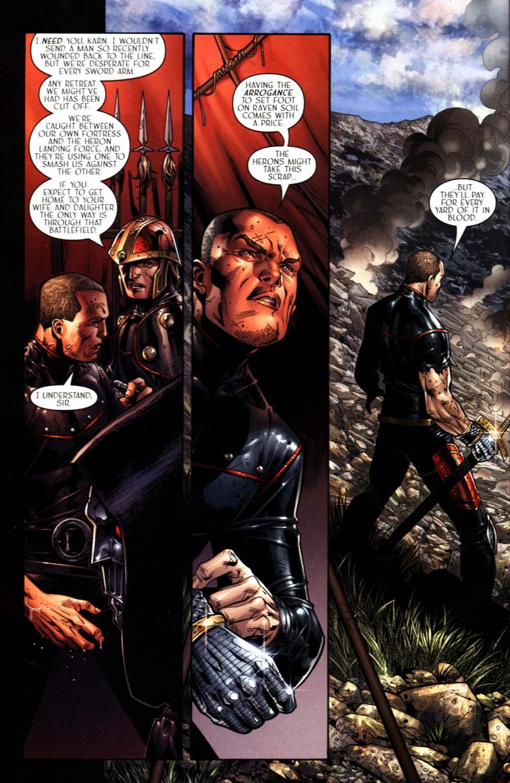 Read online Scion comic -  Issue #18 - 6