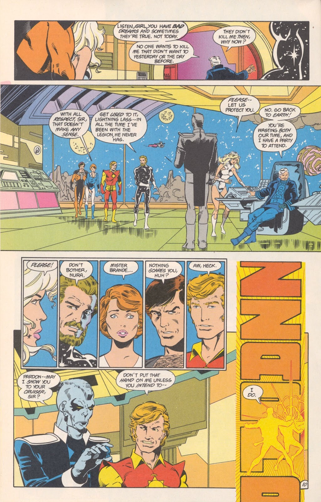 Tales of the Legion Issue #342 #29 - English 11