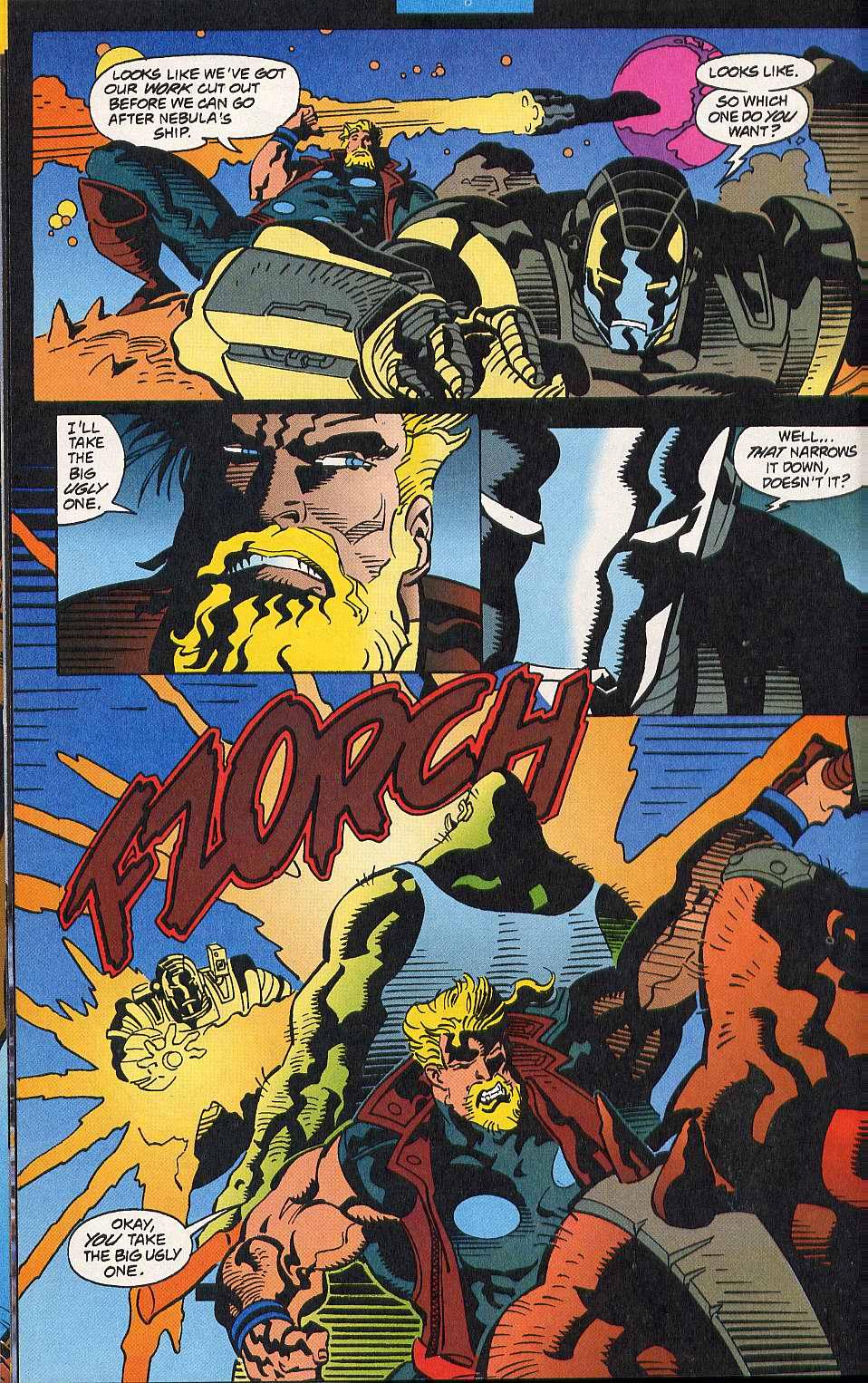 Read online Secret Defenders comic -  Issue #10 - 7