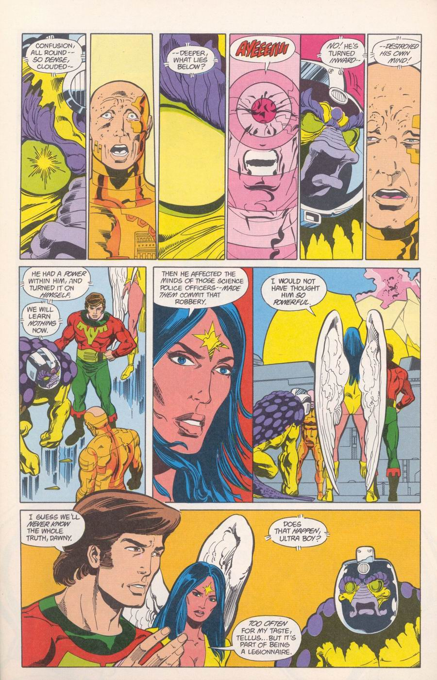 Tales of the Legion Issue #347 #34 - English 27