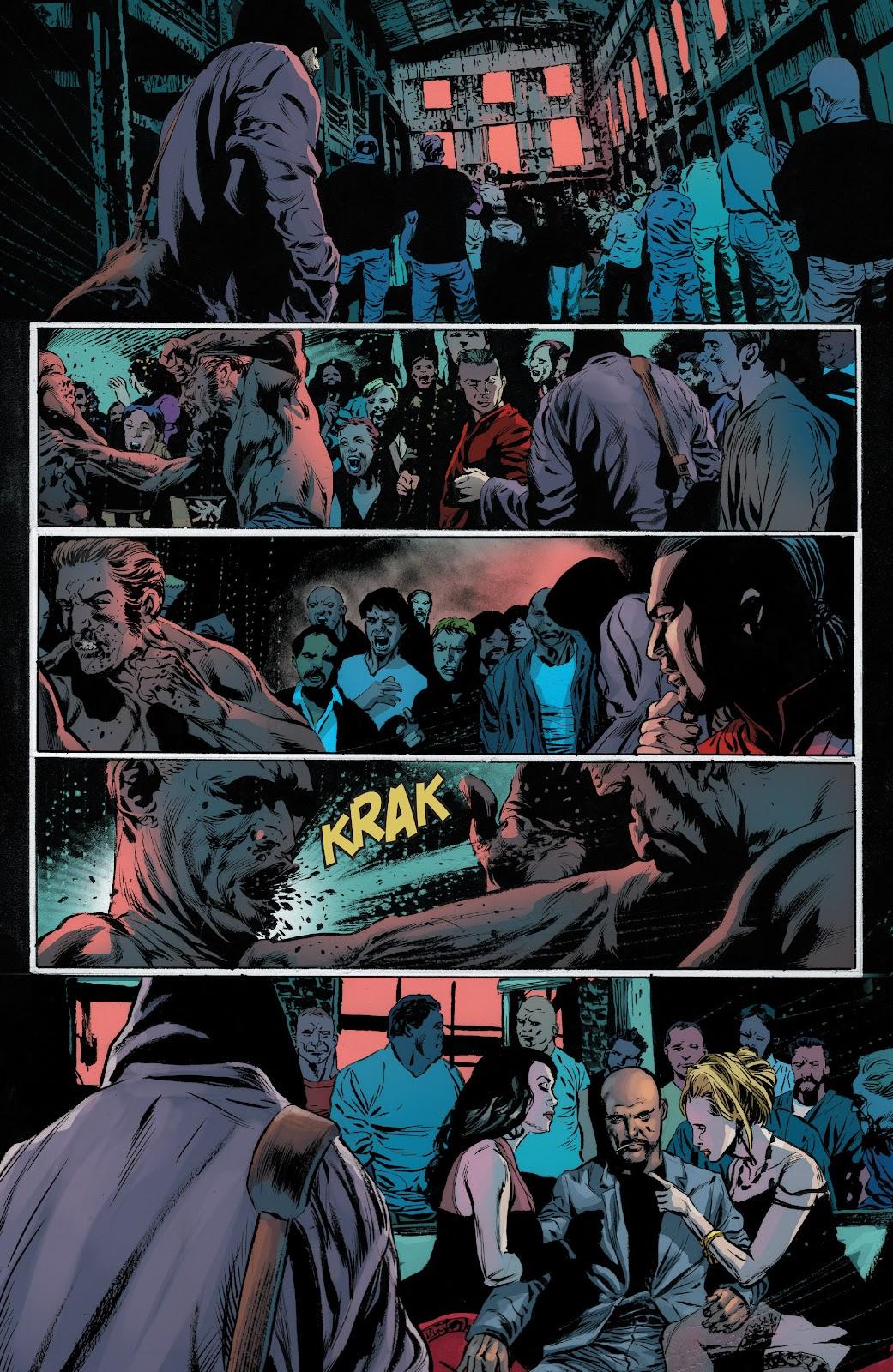 Iron Fist (2017) Issue #1 #1 - English 4