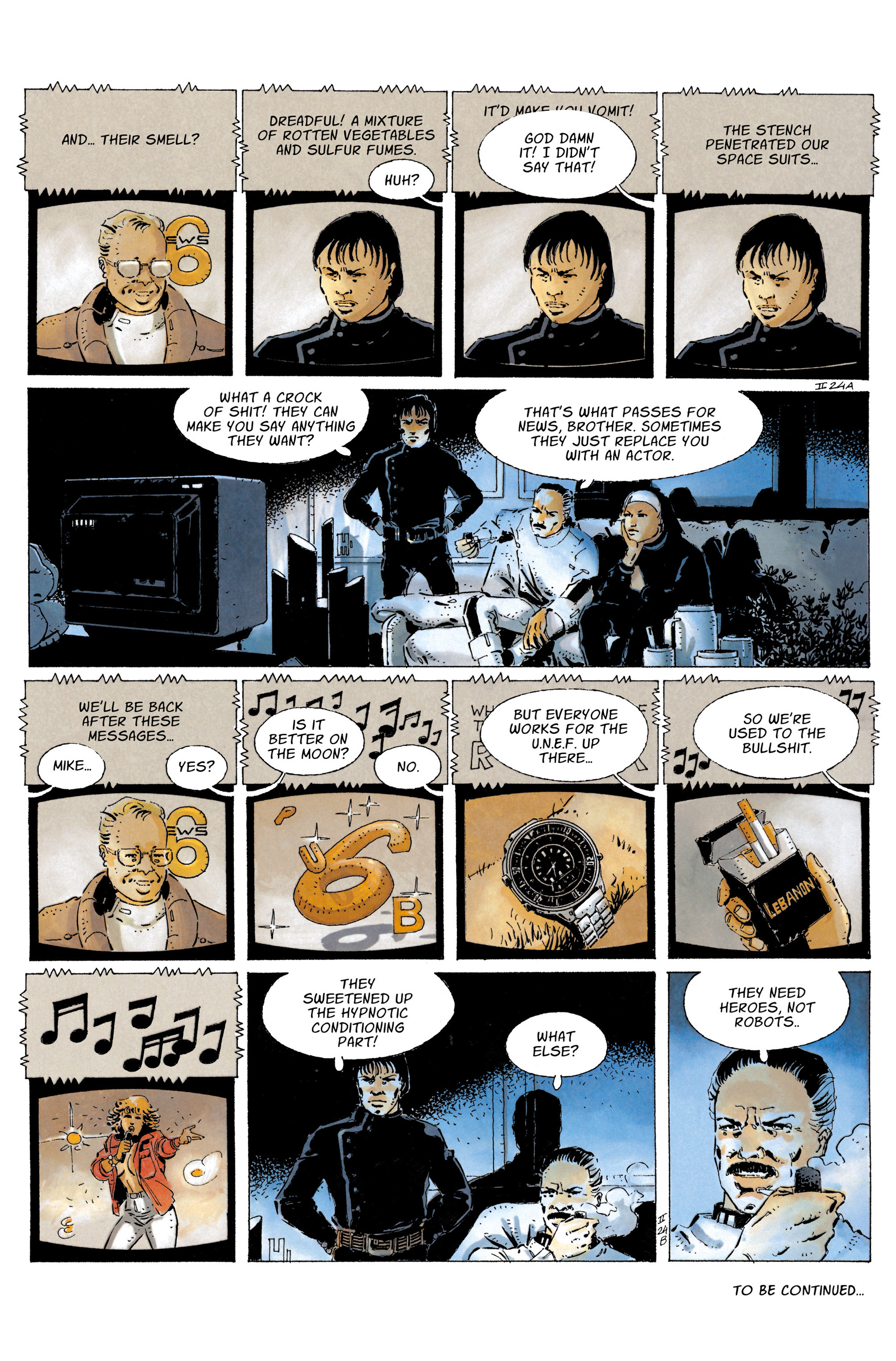 The Forever War (2017) #3 #4 - English 28