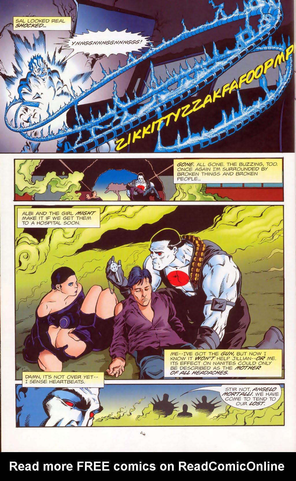 Read online Bloodshot (1993) comic -  Issue #49 - 21