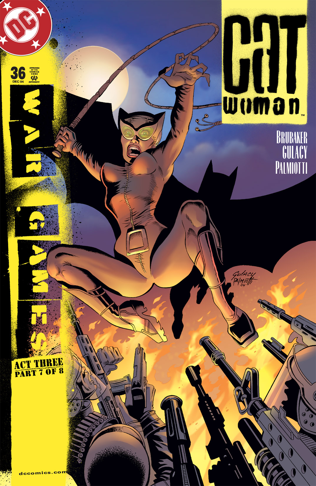 Read online Batman: War Games comic -  Issue #7 - 1