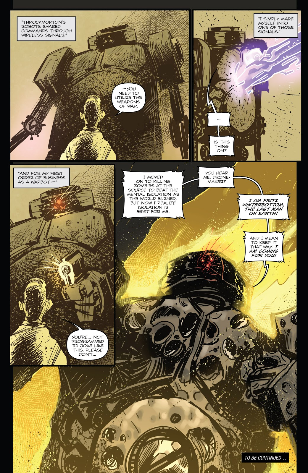 Zombies vs Robots (2015) Issue #3 Page 12