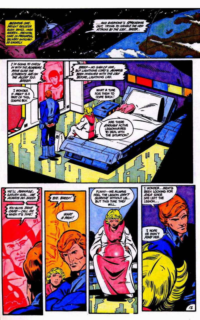 Tales of the Legion Issue #327 #14 - English 13