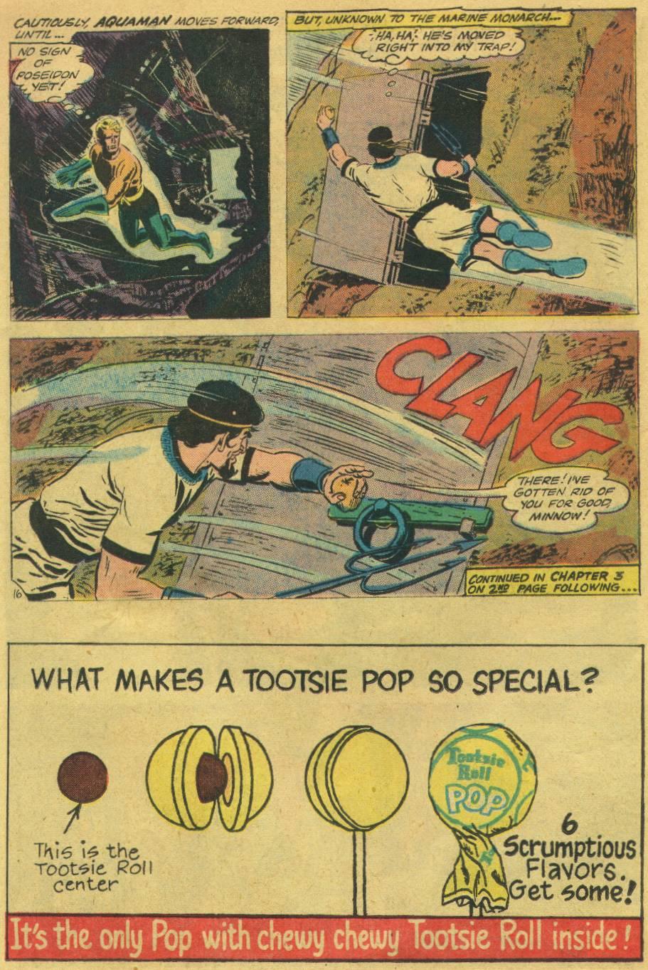 Aquaman (1962) Issue #17 #17 - English 22