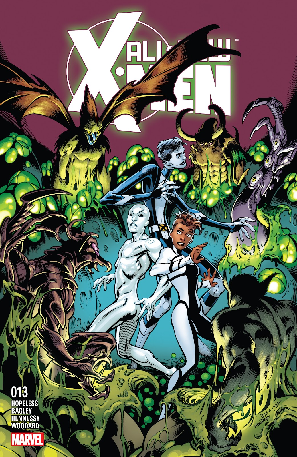 All-New X-Men (2016) Issue #13 #15 - English 1