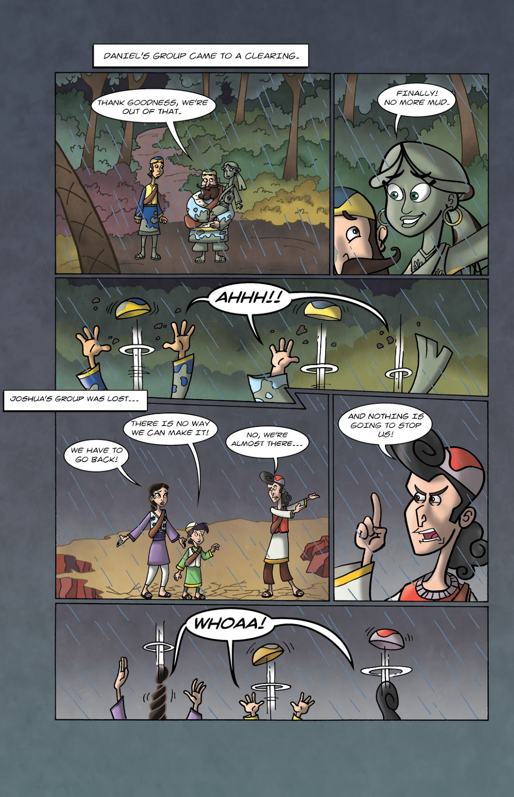 1001 Nights Issue #10 Page 22
