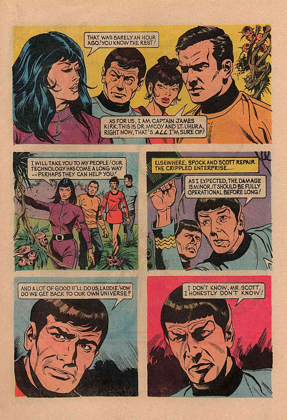 Star Trek (1967) Issue #22 #22 - English 11