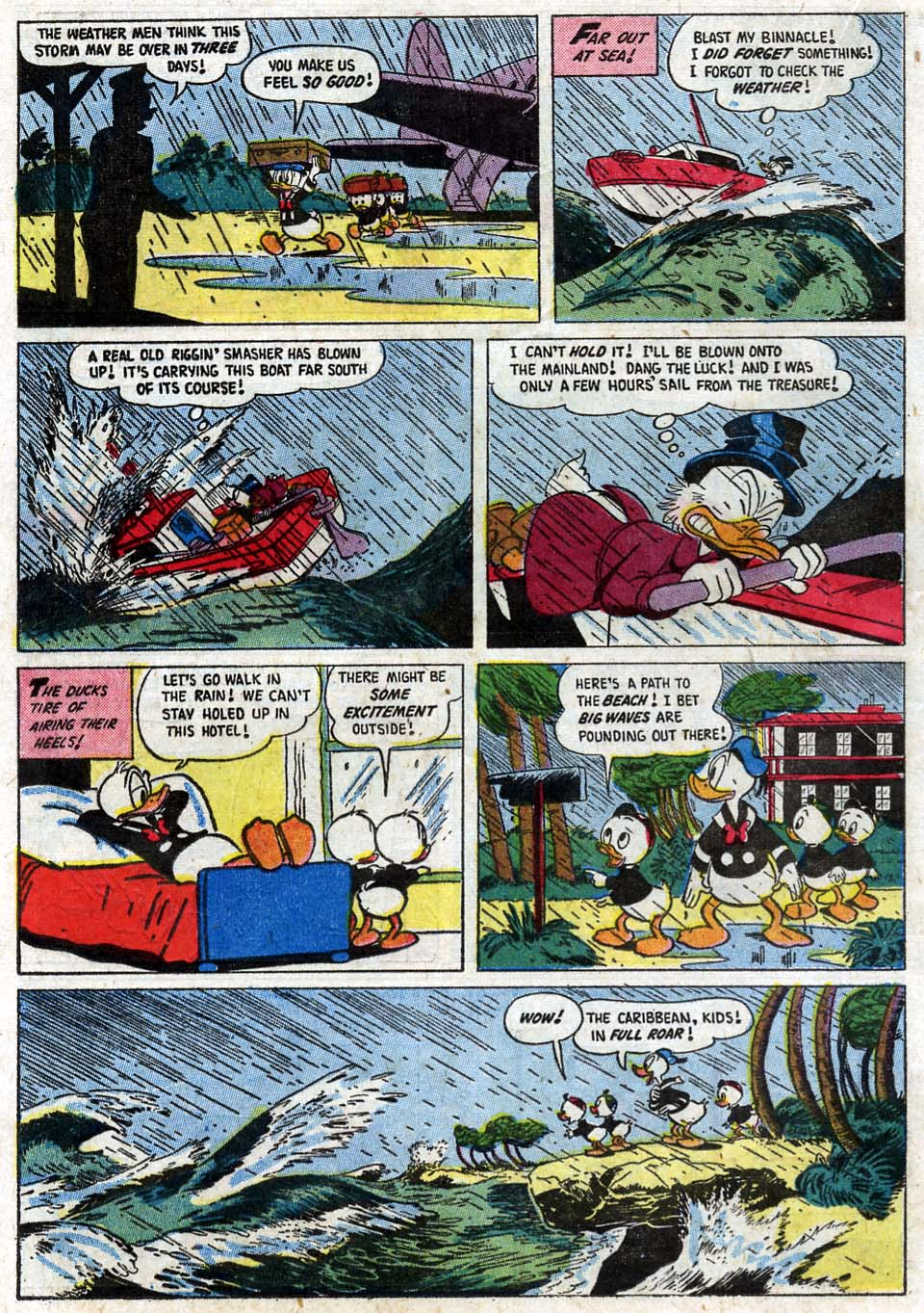 Uncle Scrooge (1953) Issue #16 #16 - English 16