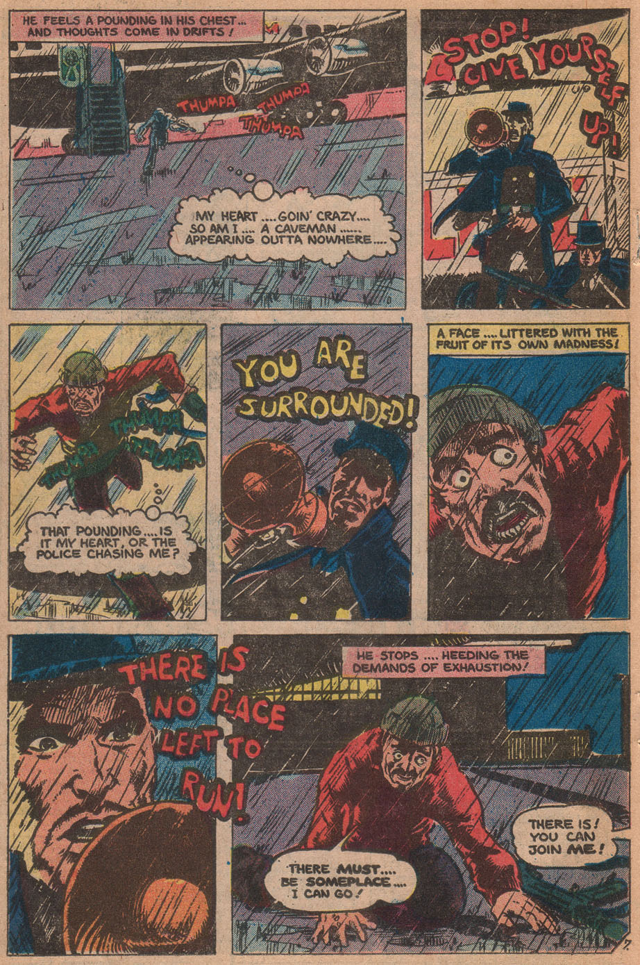 Read online Scary Tales comic -  Issue #17 - 18