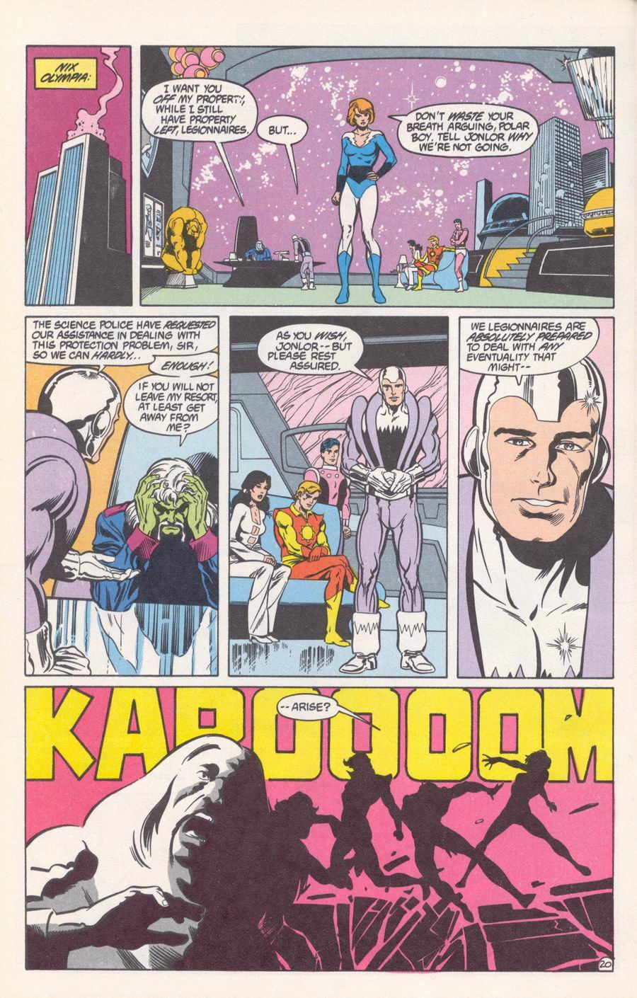 Tales of the Legion Issue #354 #41 - English 21