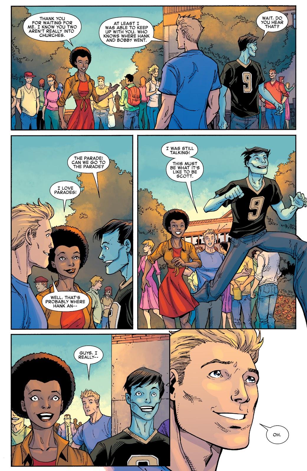 All-New X-Men (2016) Issue #1.MU #3 - English 15