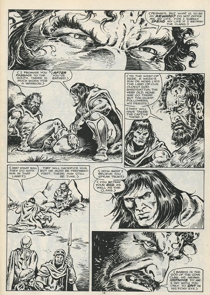 The Savage Sword Of Conan Issue #178 #179 - English 15