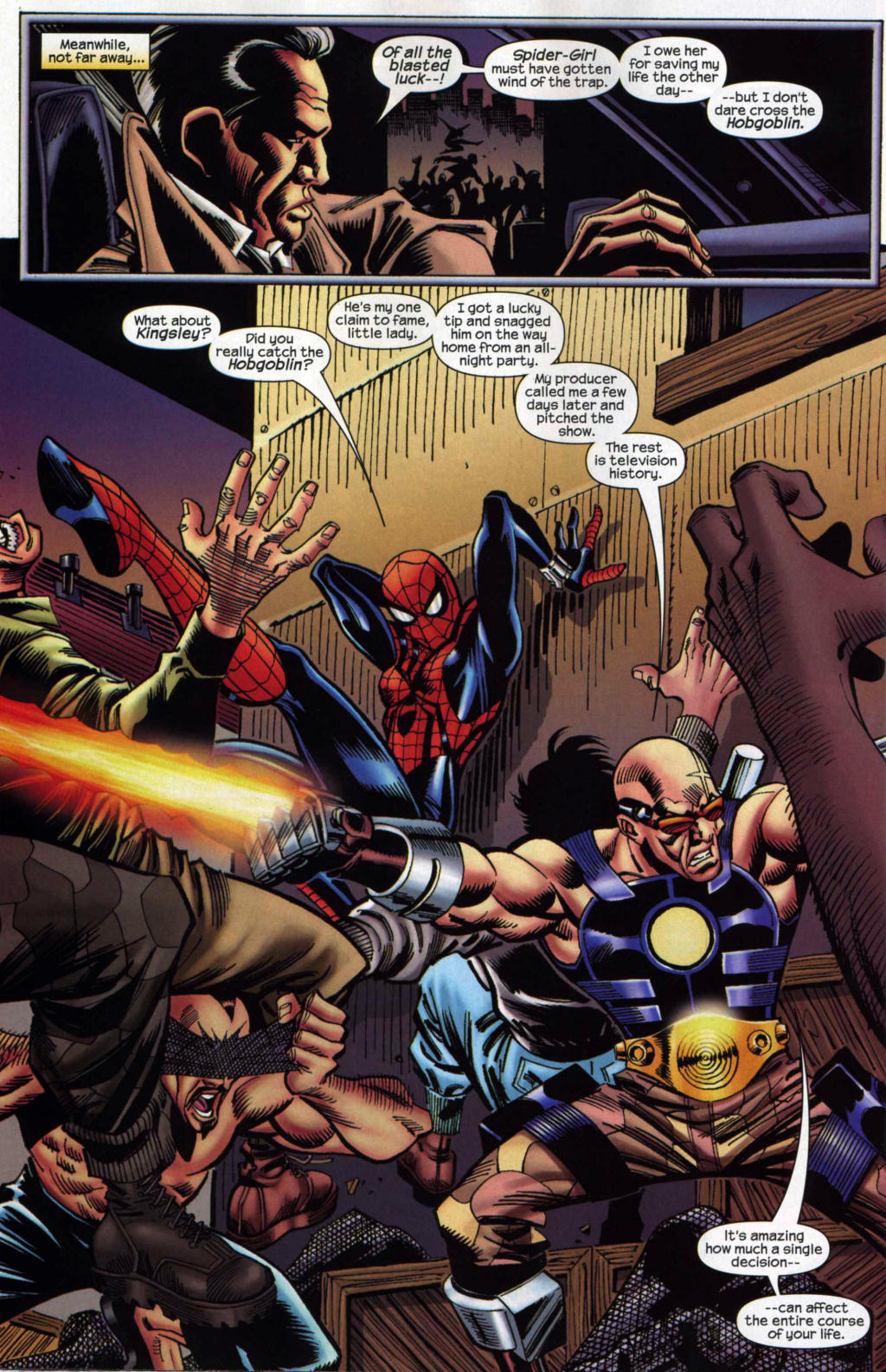 Amazing Spider-Girl Issue #4 #5 - English 21