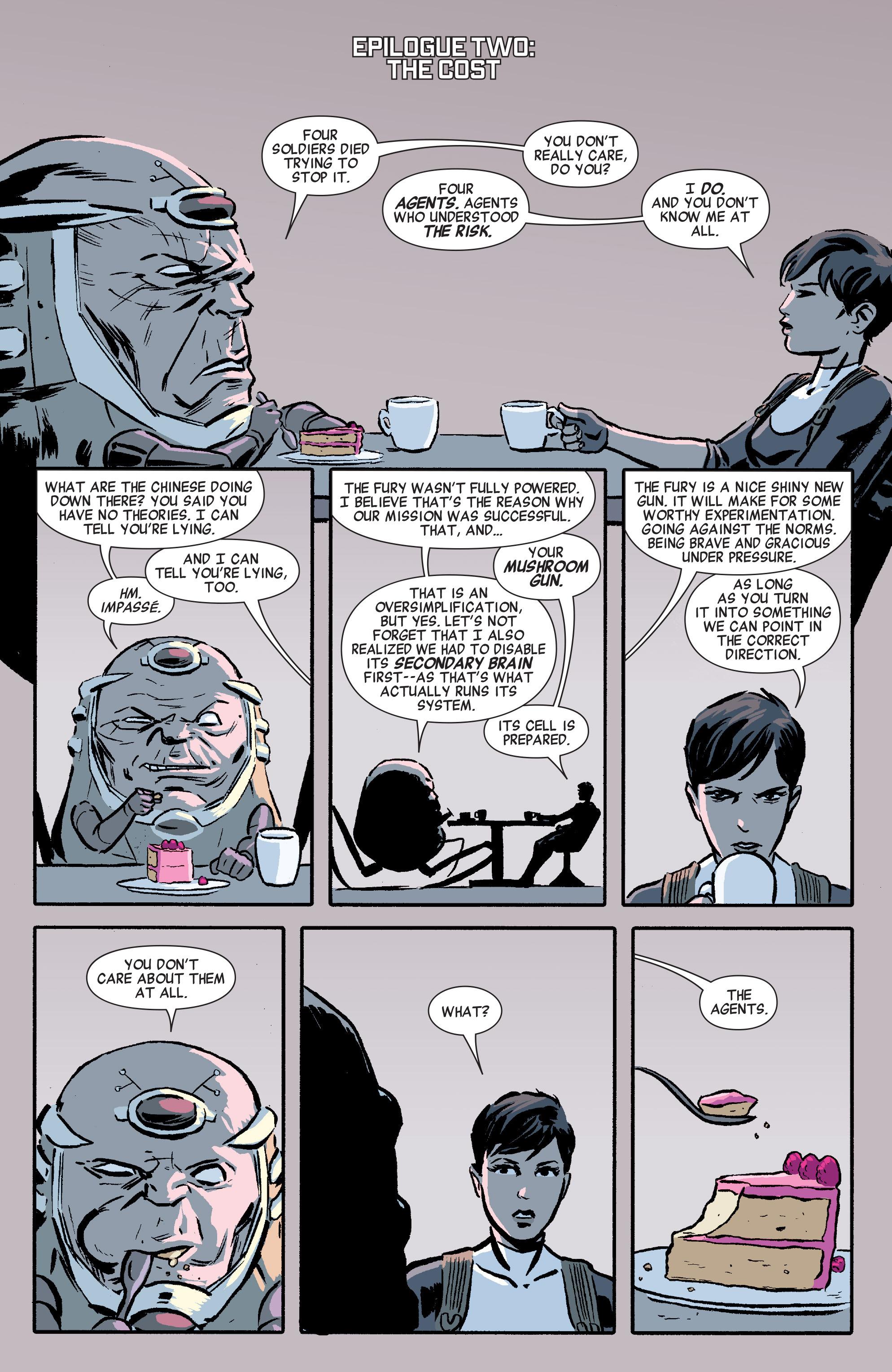 Read online Secret Avengers (2014) comic -  Issue #4 - 21