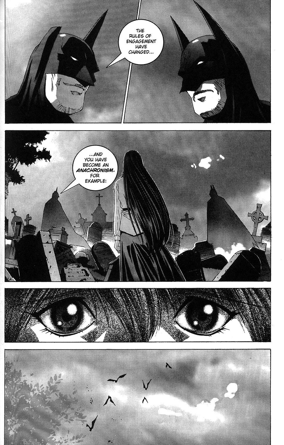 Read online Batman: Child of Dreams comic -  Issue # Full - 133
