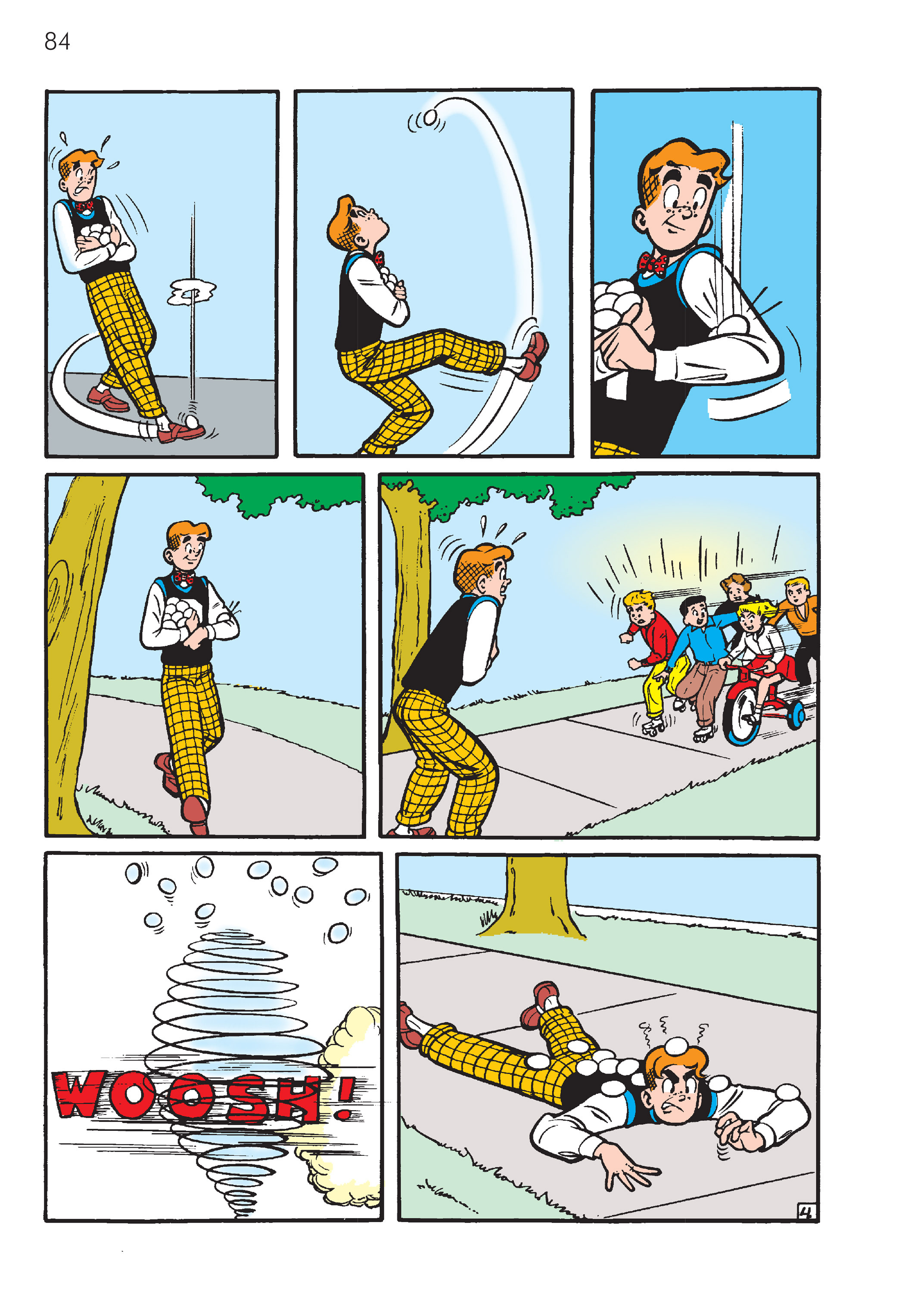 Read online The Best of Archie Comics comic -  Issue # TPB 4 (Part 1) - 85