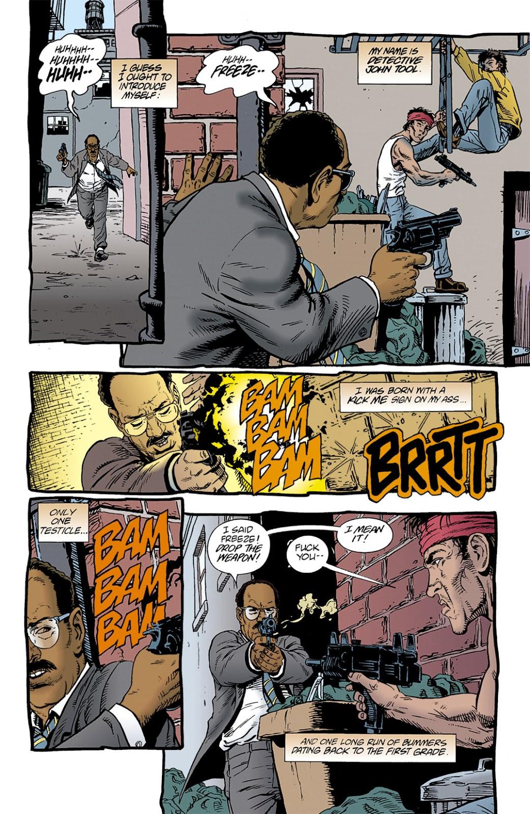 Preacher Issue #5 #14 - English 4