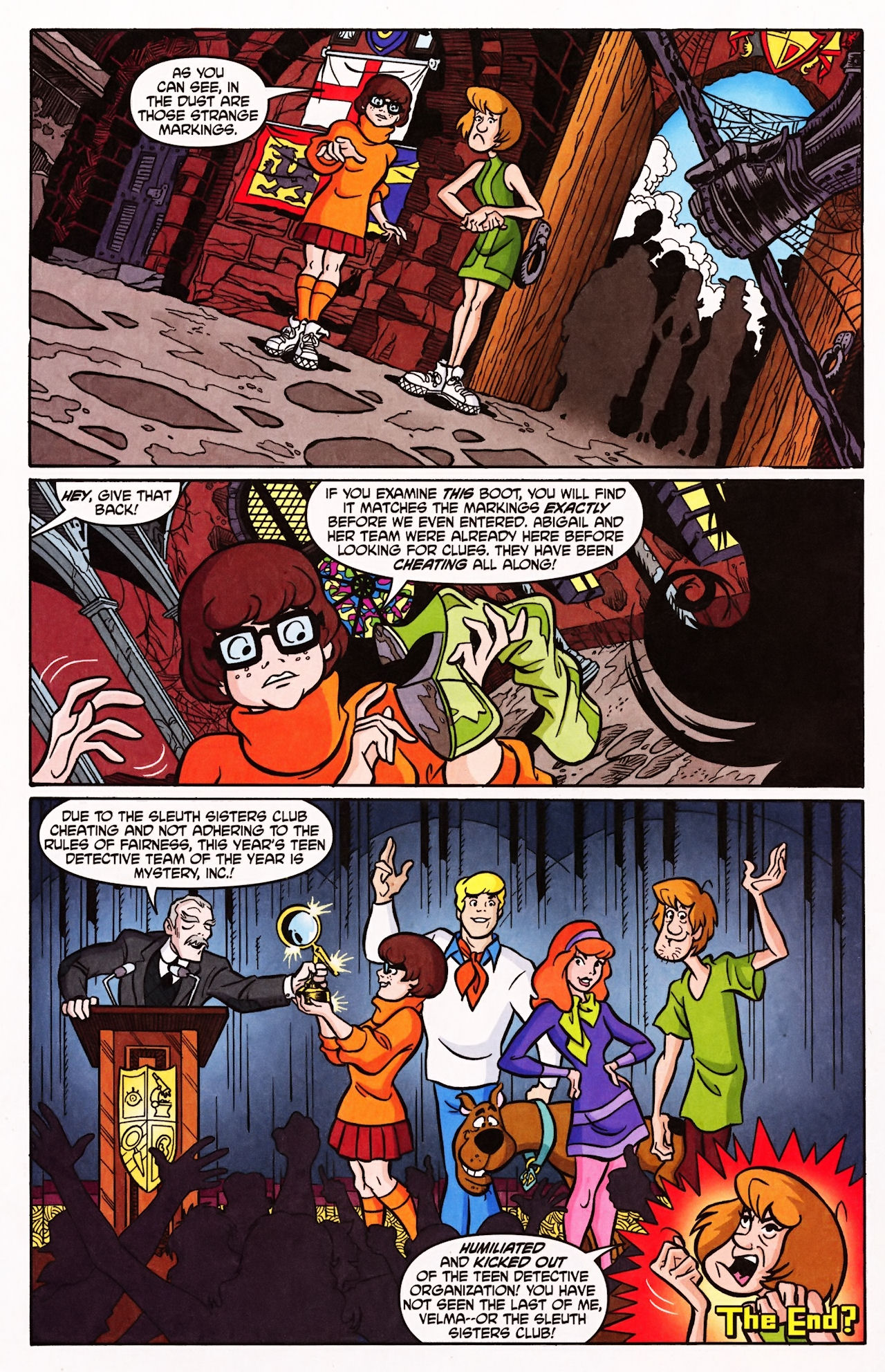 Read online Scooby-Doo (1997) comic -  Issue #142 - 9