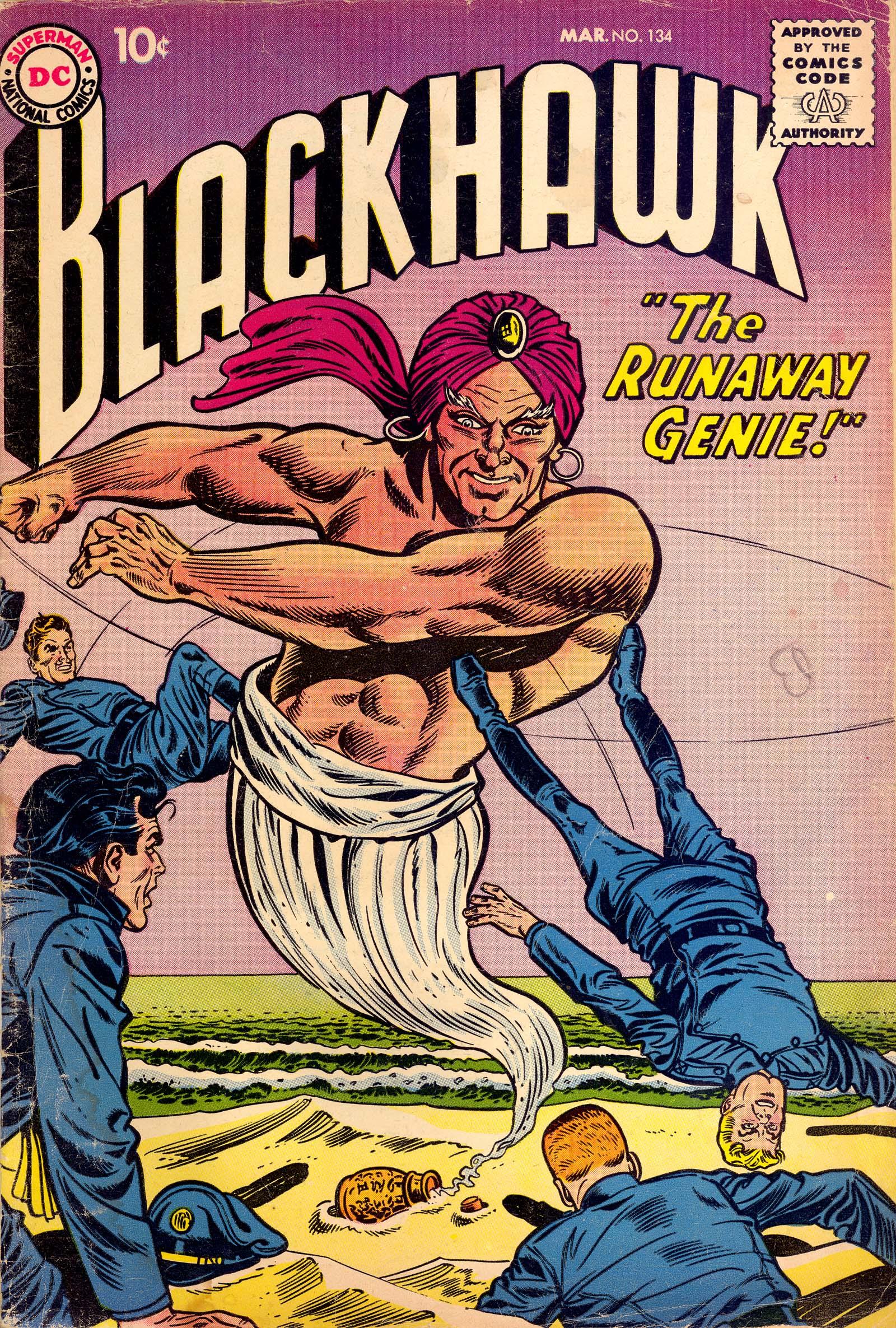 Blackhawk (1957) 134 Page 1