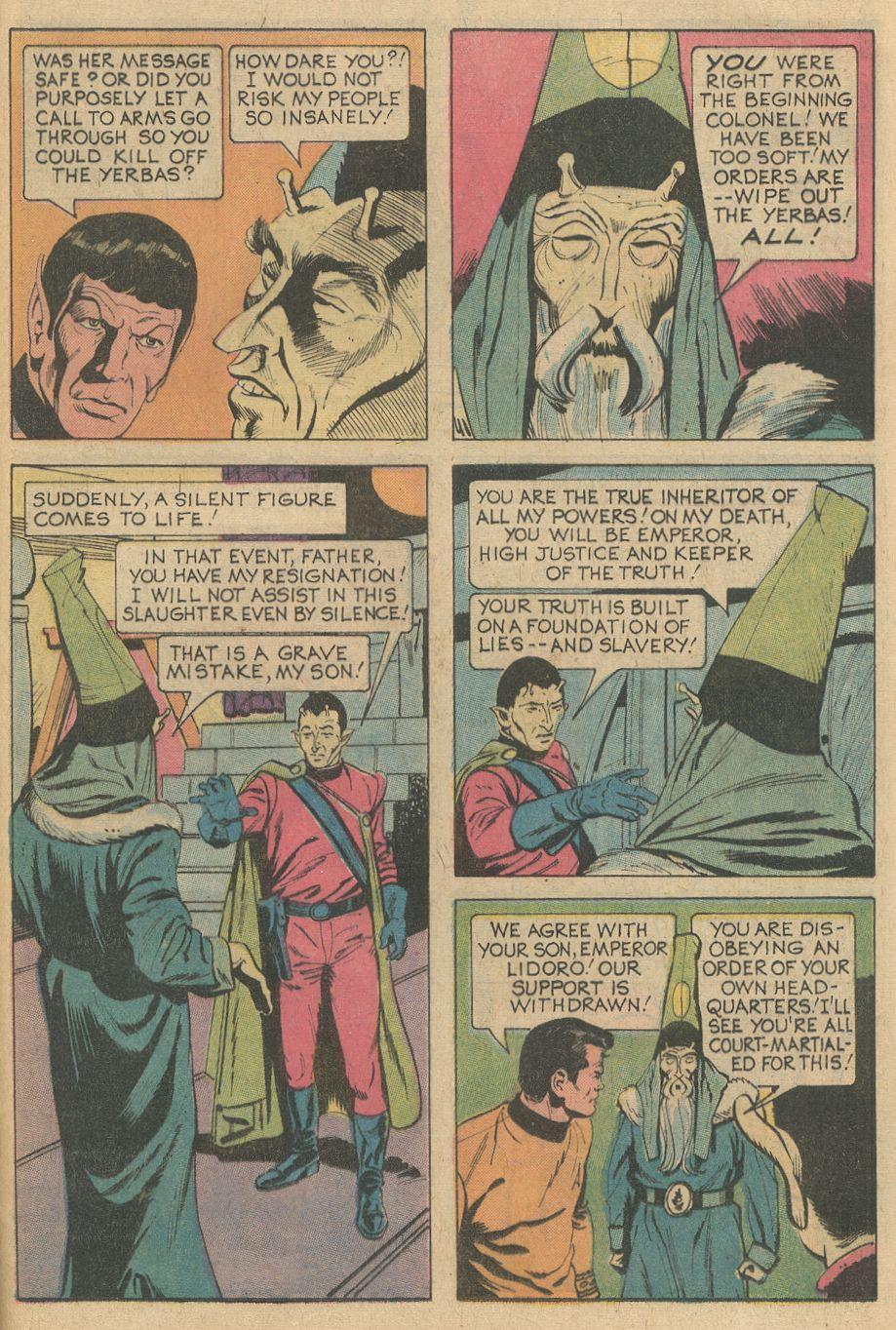 Star Trek (1967) Issue #32 #32 - English 19