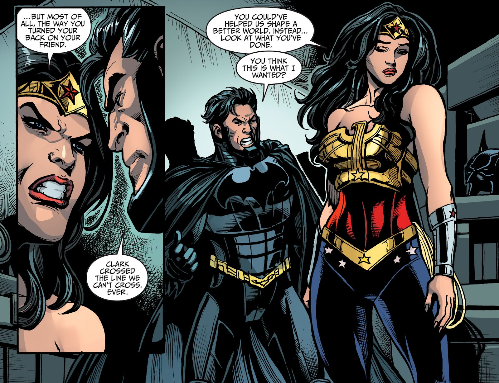 Injustice: Gods Among Us Year Four Issue #16 #17 - English 20