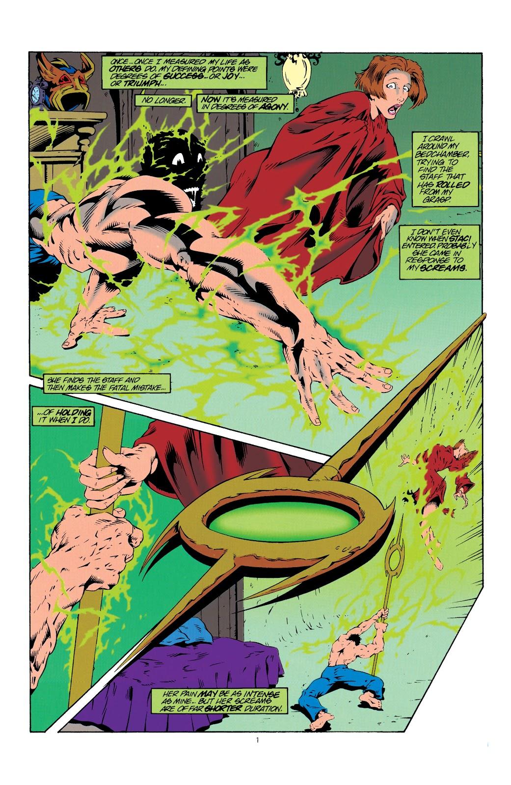 Aquaman (1994) Issue #19 #25 - English 2