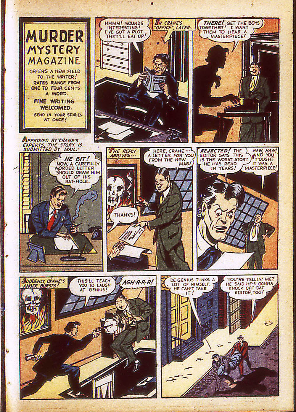 Sub-Mariner Comics Issue #8 #8 - English 58