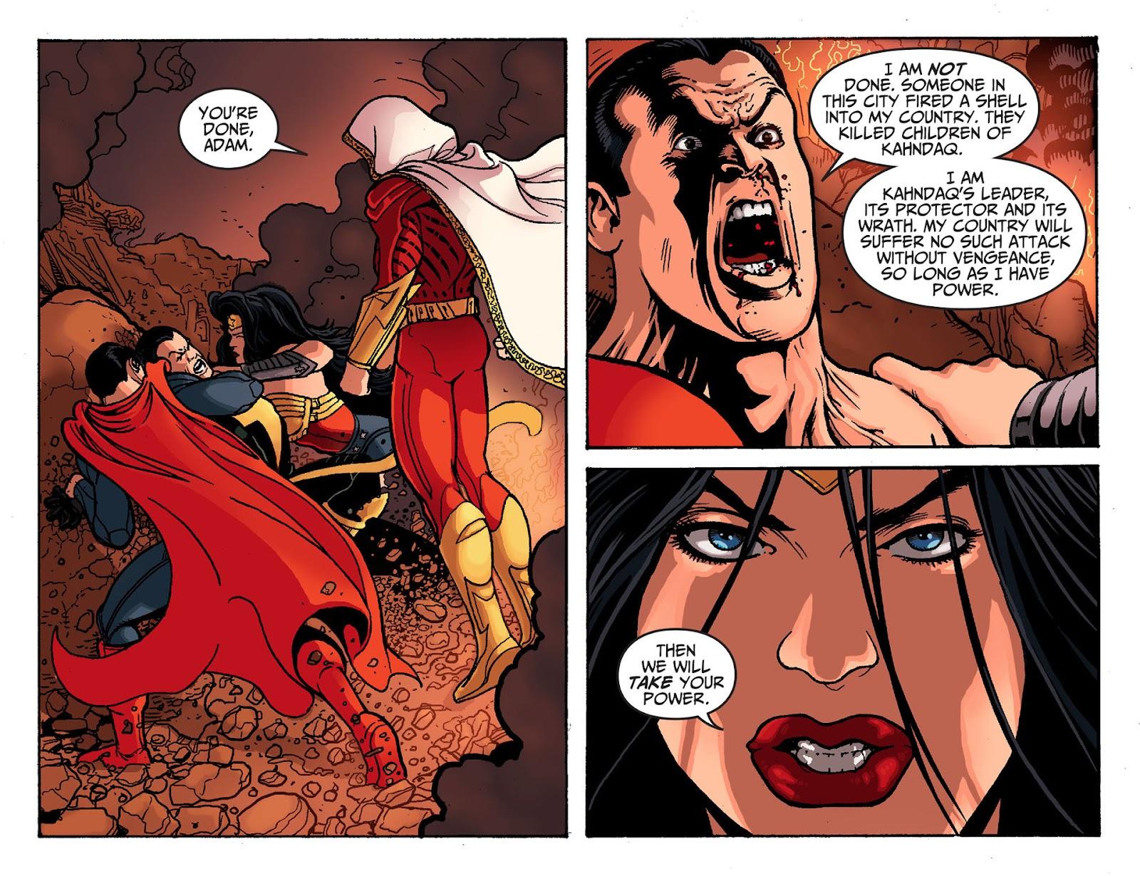 Injustice: Gods Among Us [I] Issue #19 #20 - English 15
