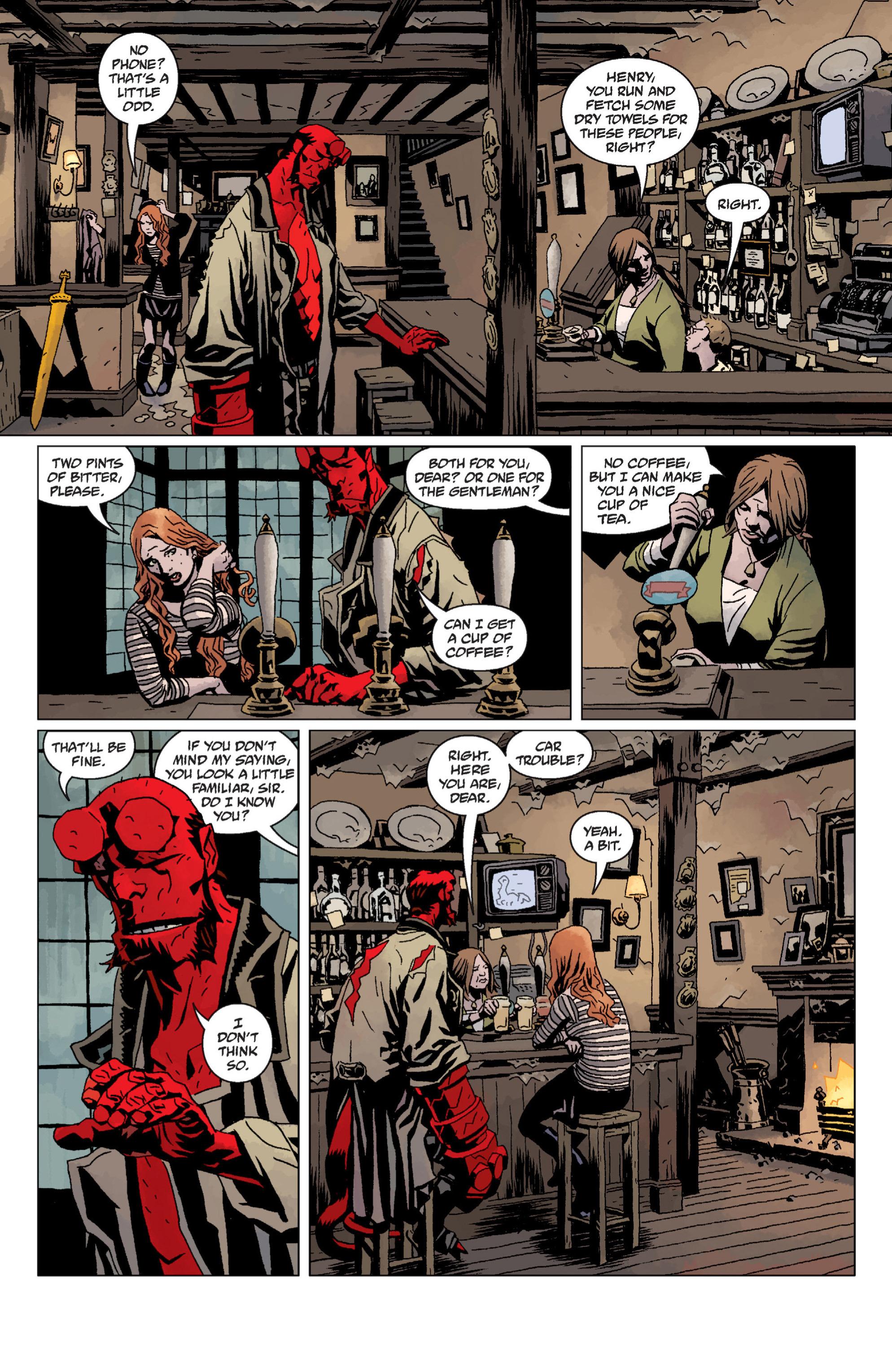 Hellboy chap 12 pic 53