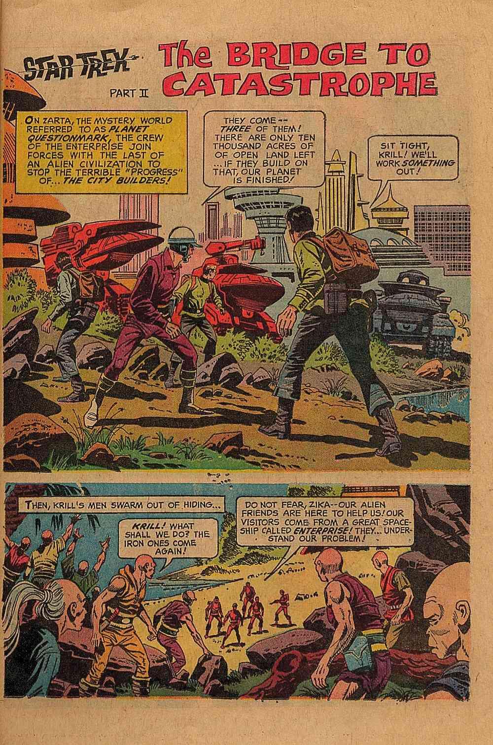 Star Trek (1967) Issue #3 #3 - English 16