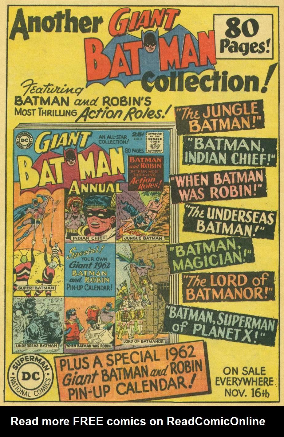 Aquaman (1962) Issue #1 #1 - English 12