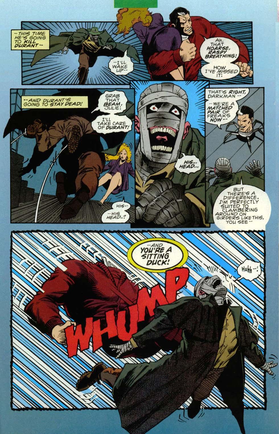 Darkman (1993) #5 #5 - English 16