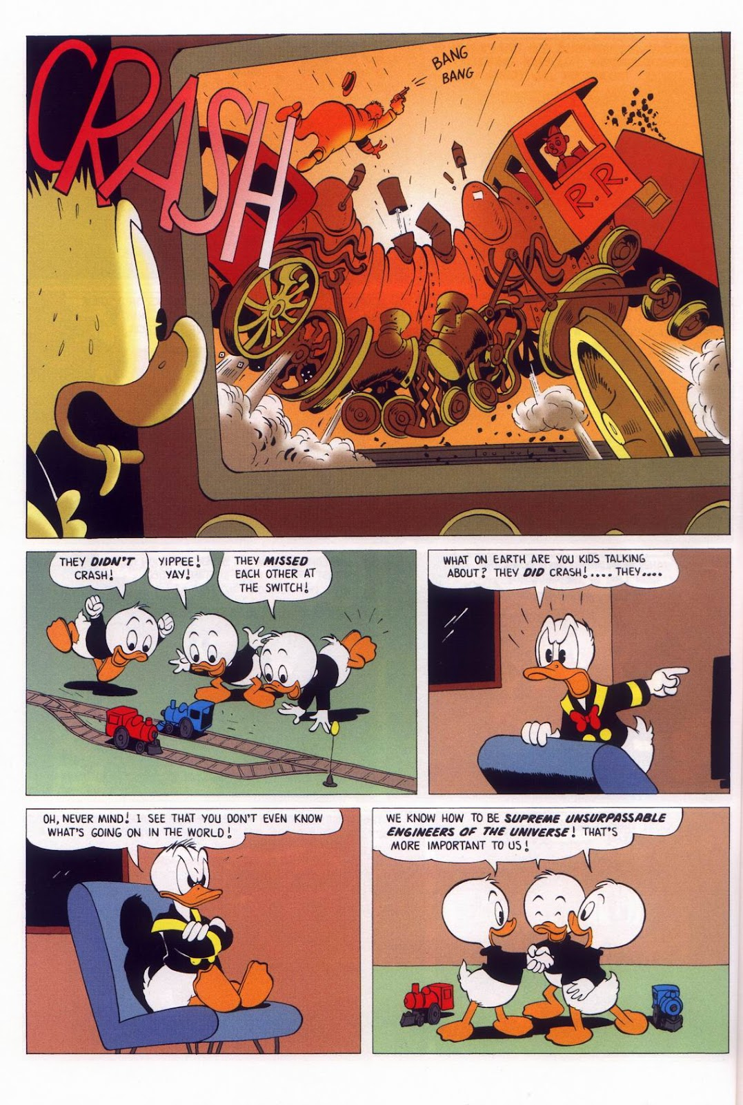 Uncle Scrooge (1953) Issue #316 #316 - English 28