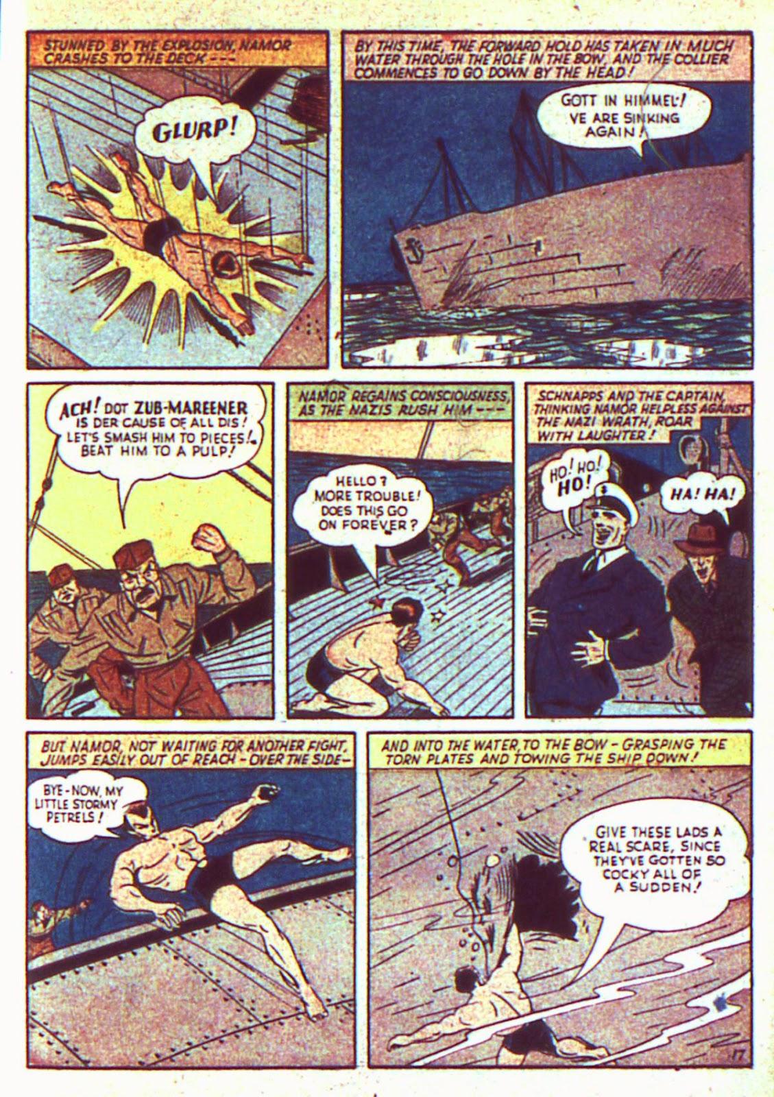 Sub-Mariner Comics Issue #2 #2 - English 19