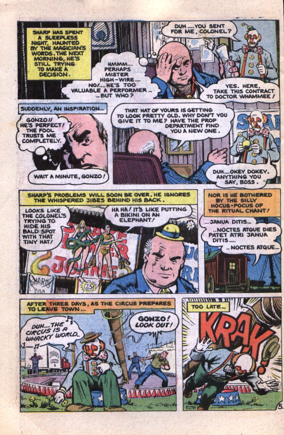 Read online Scary Tales comic -  Issue #10 - 8