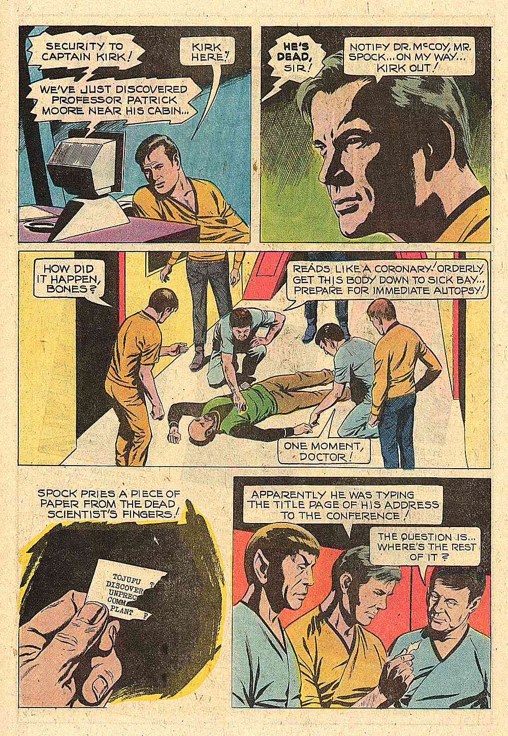 Star Trek (1967) #48 #48 - English 13