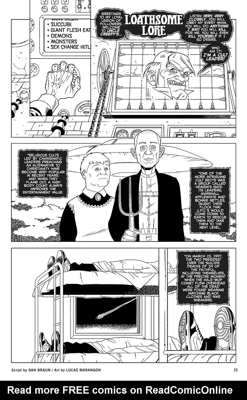 Creepy (2009) Issue #5 #5 - English 37