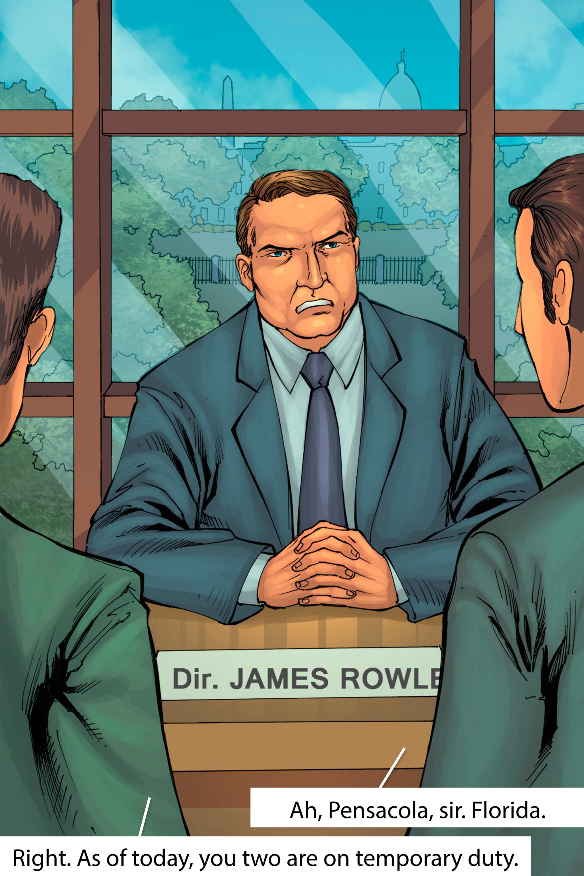 Read online Z-Men comic -  Issue #1 - 80
