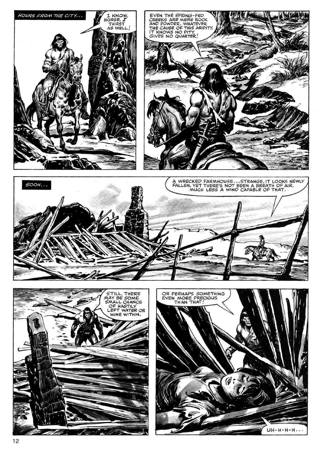 Of Conan  #164 - English 12