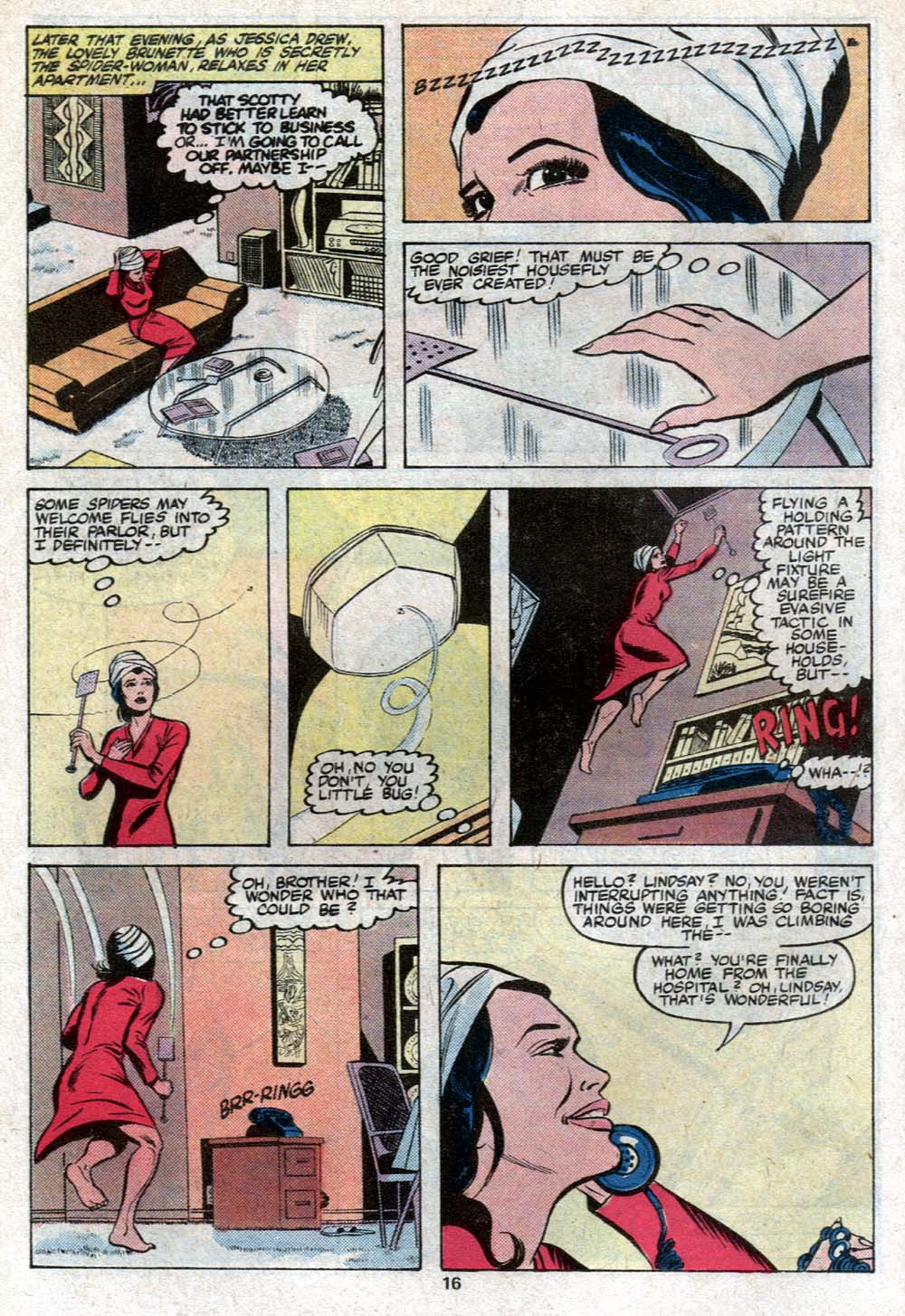 Spider-Woman (1978) Issue #24 #24 - English 11