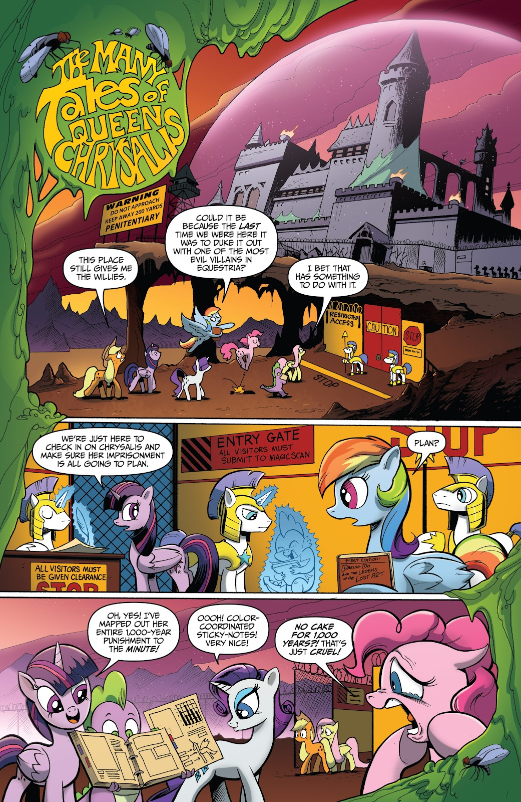 My Little Pony: Fiendship is Magic Issue #5 #5 - English 3