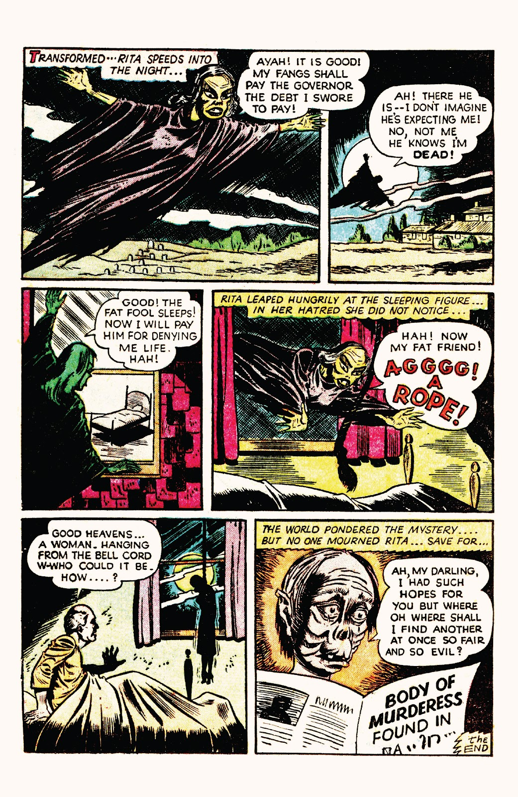 Haunted Horror Issue #5 #5 - English 40