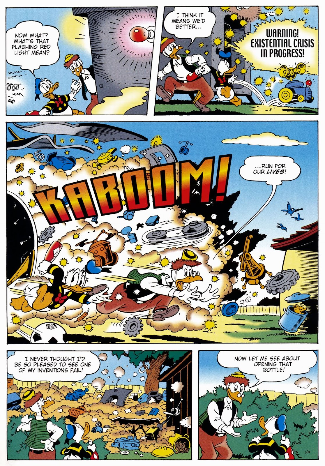 Uncle Scrooge (1953) Issue #327 #327 - English 31