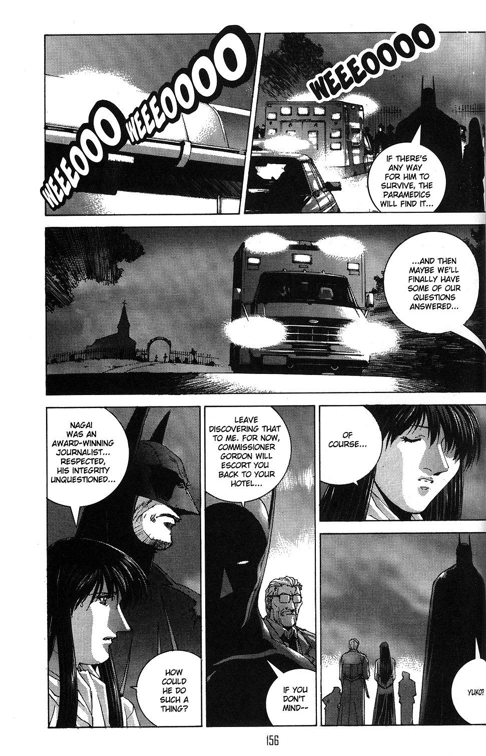 Read online Batman: Child of Dreams comic -  Issue # Full - 149