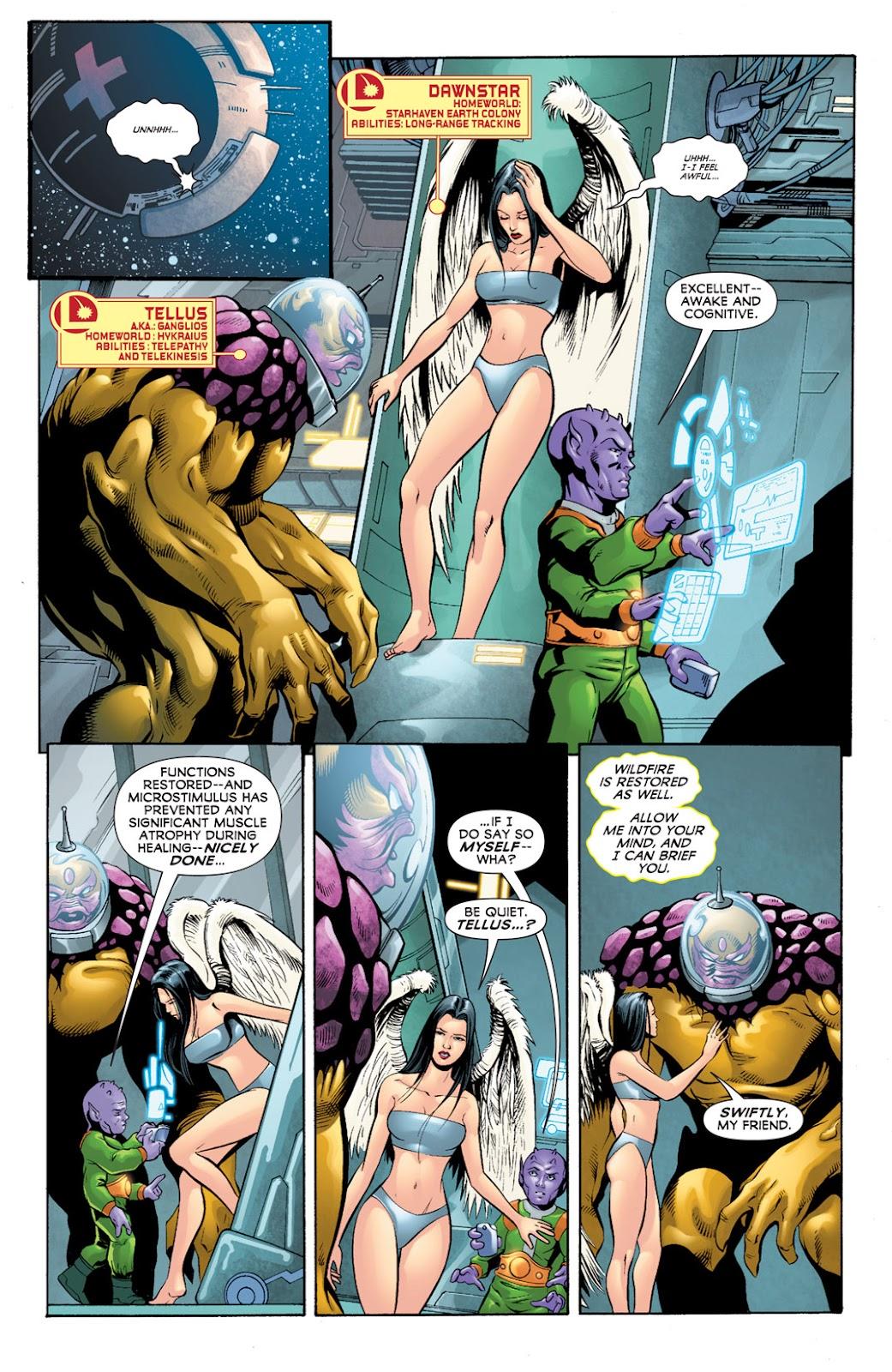 Legion of Super-Heroes (2010) Issue #10 #11 - English 17